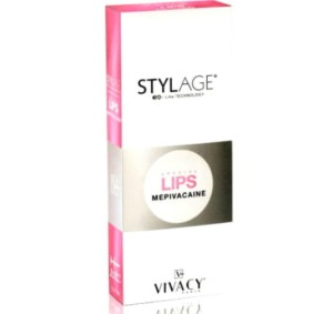 STYLAGE Special LIPS Mepivacaine 1x1ml