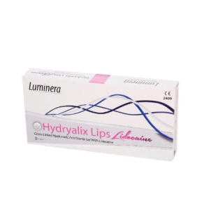 Luminera- HYDRYALIX Lips lidocaine 1x1,25ml (KRÓTKA DATA)