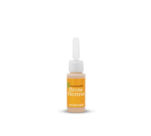 BH Brow Henna – Amber Concentrate  tubka 10g.
