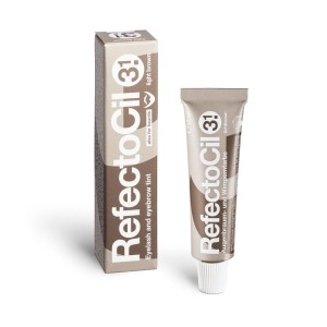RefectoCil 3.1- LIGHT BROWN - jasno-brązowa henna do brwi i rzęs