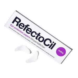 RefectoCil Eye Protection Papers Extra – Płatki ochronne extra 80szt