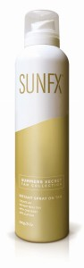 SunFX - Spray opalający Summer's Secret 200g