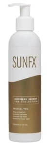 SunFX - Balsam brązujący Summer's Secret 200ml
