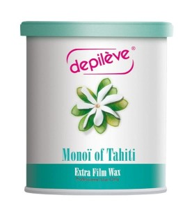 DEPILEVE Wosk Film Wax Monoi of Tahiti 800 g