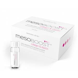 MESOBOOST - Collagen & Elastin - Ampułki 8x10ml