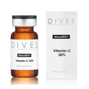 DIVES MED - Vitamin C 20%/ Witamina C 10x10ml