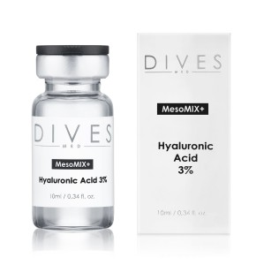 DIVES MED - Hyaluronic Acid 3% 10x10ml