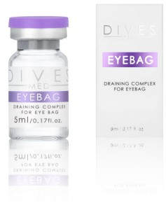 DIVES MED -  Eye Bag 1x5ml