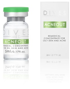 DIVES MED -  Acneout 1x5ml