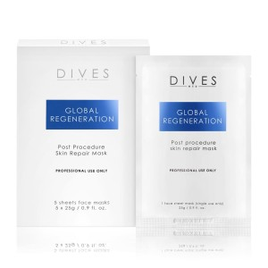 DIVES MED - Global Regeneration Mask - maska naprawcza 5x25g